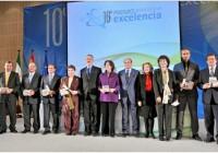 X Premio Andaluz a la Excelencia