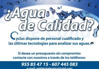 Laboratorio Analítico de Aguas