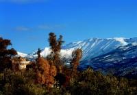Sierra de la Pandera Jaén