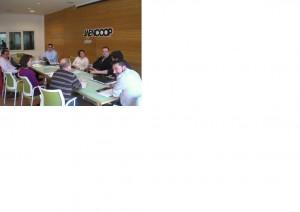 Última reunión proyecto ASOAN